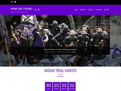 Indian Trail Football